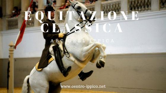 Equitazione classica